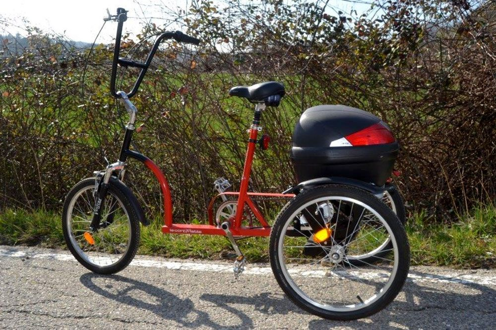 Tricycle adulte Authentic plus
