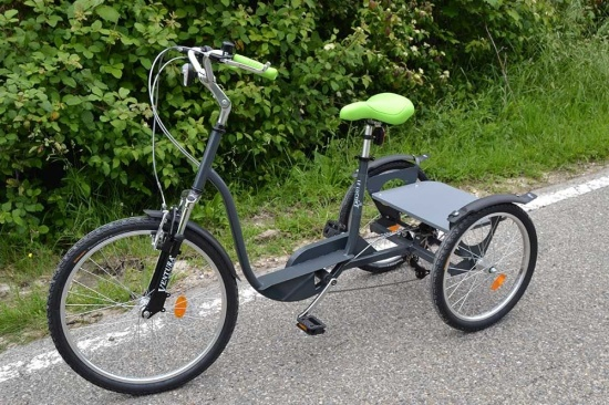 Tricycle Lucycle ergo