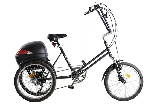 Tricycle adulte Authentic cycle