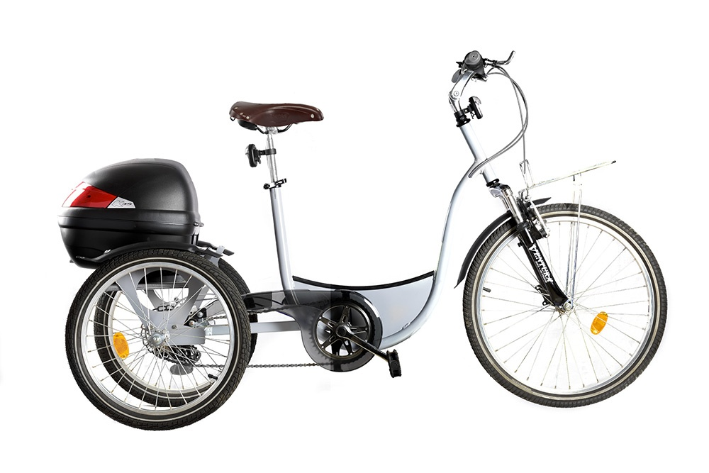 Tricycle adulte Lucycle plus
