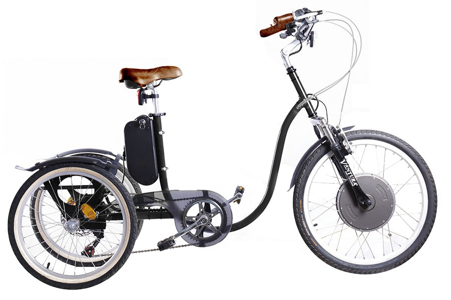 Tricycle adulte Lucycle