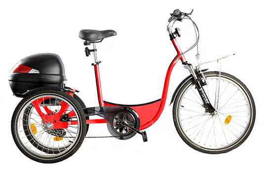 Gamme Le Lucycle